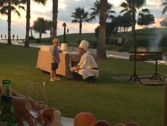 Capovaticano Resort Thalasso&Spa - MGallery by Sofitel : a cena