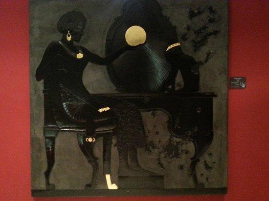 Le Meridien Vienna: Hotel art