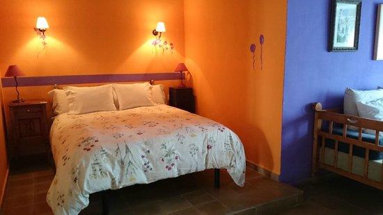 Apartamentos La Iguana: Apartamento 32, 4 plazas cama 150x190