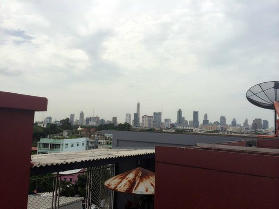 Loog Choob Homestay: View from the Roof