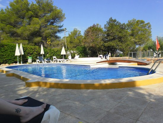 Fiesta Hotel Tanit: adults only pool