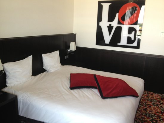 Van der Valk Hotel Den Haag-Nootdorp: Zimmer