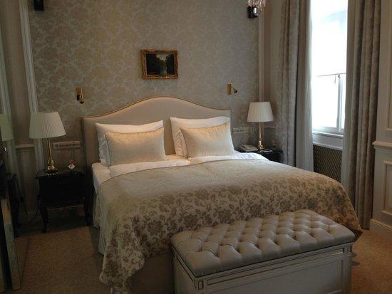 Hotel Sacher Wien: chambre supérieure
