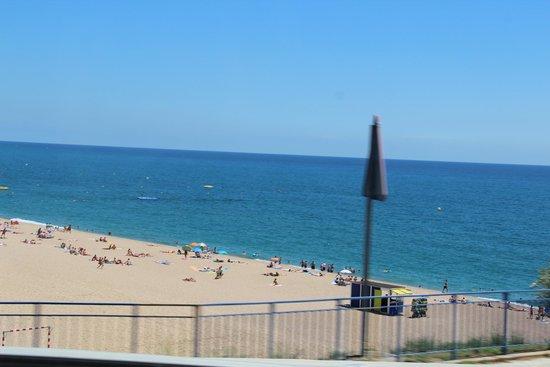 Aparthotel Miami Park: Пляж