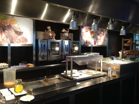 Van der Valk Hotel Den Haag-Nootdorp: Frühstücksbüffet