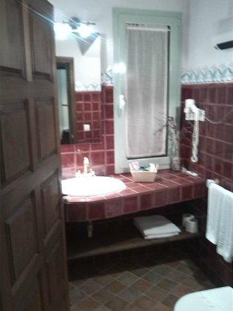 El Pilaret-Casa Rural : Baño
