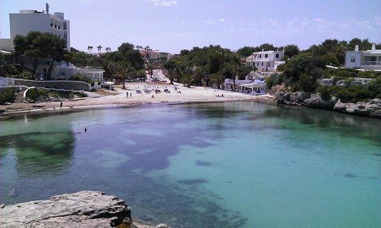 Santandria Playa Hotel : Beach