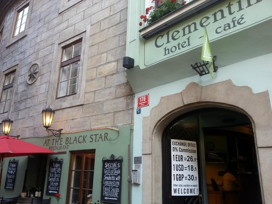 Charming Prague Apartments At the Black Star: At the Black Star