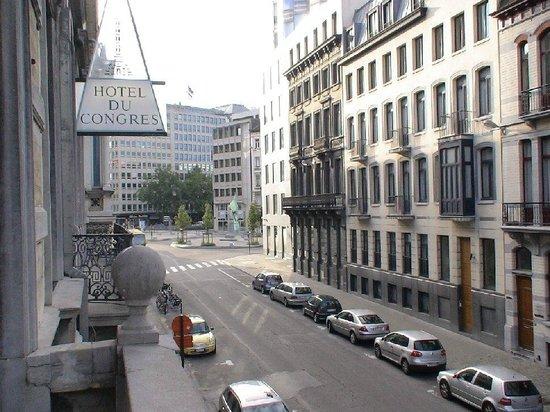Hotel du Congres : Rue du Congress