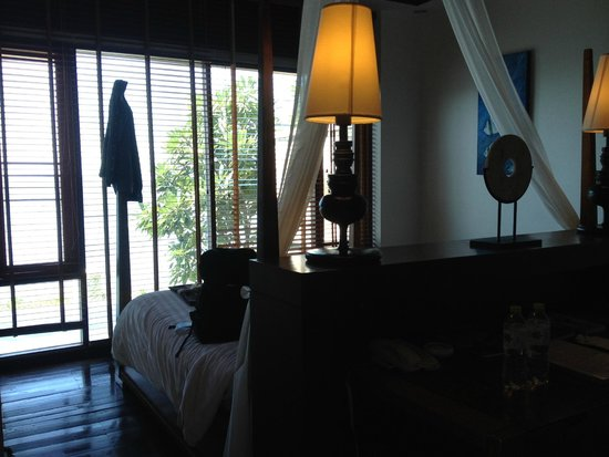 The Sarann: Amazing View from the Bedroom