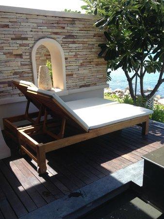 Private Sunbeds
