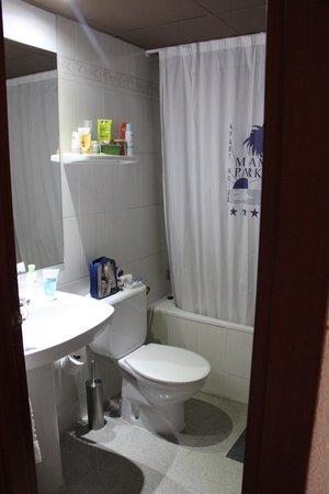 Aparthotel Miami Park: Ванна