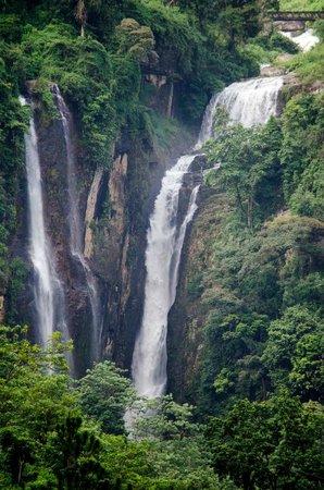 Ramboda Falls Hotel: Ramboda waterfall