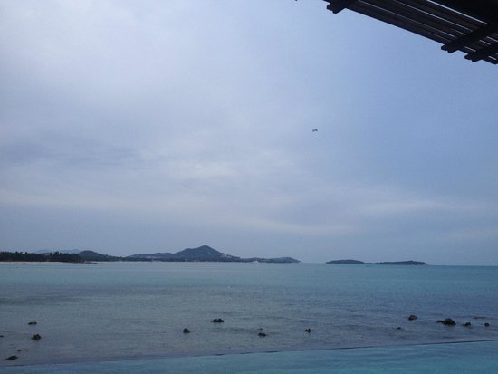 The Sarann : Beautiful View from the Room