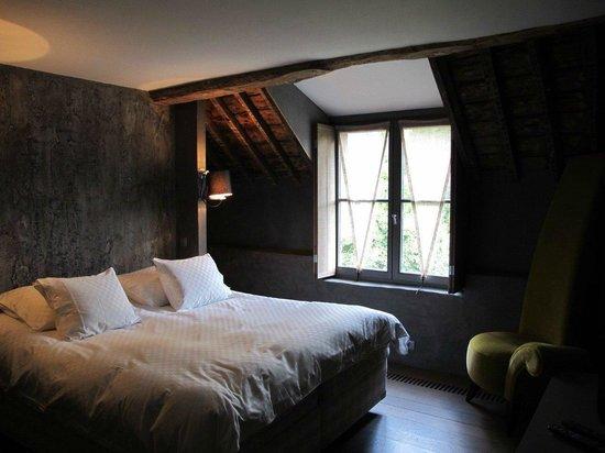 NE5T Hotel & Spa : Bedroom in Duplex Vauban