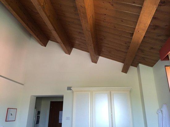 Agriturismo Marche Life: Il soffitto