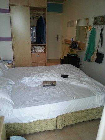 Stellamare Beach Hotel : camera 212