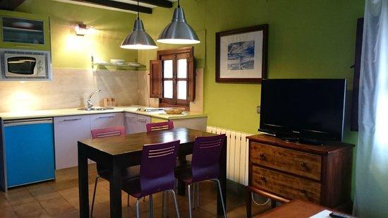Apartamentos La Iguana: apartamento 21, 2 plazas cama 150x190