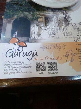 Gurugu de la Plazuela : Gurugú