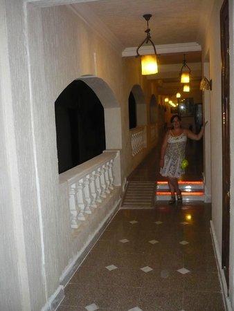 Oriental Rivoli Hotel: в холле