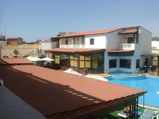 Oriental Rivoli Hotel: ресторан