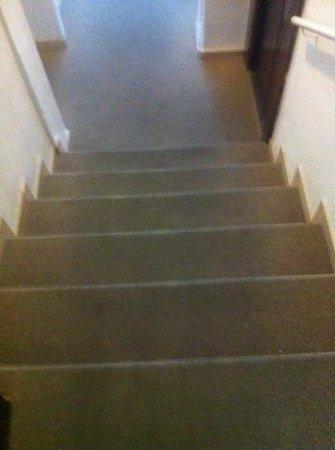 Hotel Piscis: corridor