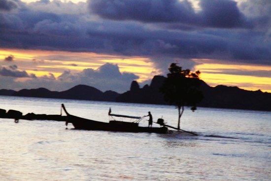 Nakamanda Resort & Spa: Шикарный закат
