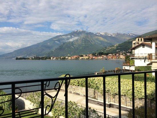 Hotel Regina: Seeblick vom Balkon