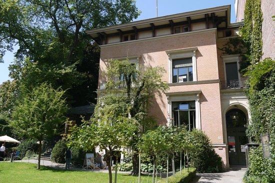 cafe wintergarten bild von caf wintergarten im literaturhaus berlin berlin tripadvisor. Black Bedroom Furniture Sets. Home Design Ideas