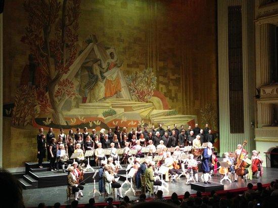 Staatsoper: orchestre et choeurs