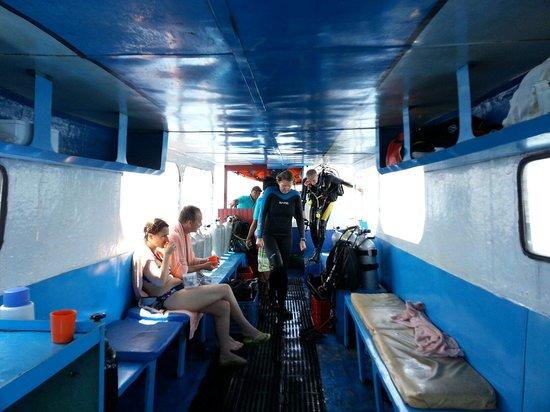 Thalassa PADI Dive Resort: Moring Dive Trip with Thalassa 5* PADI Dive Resort