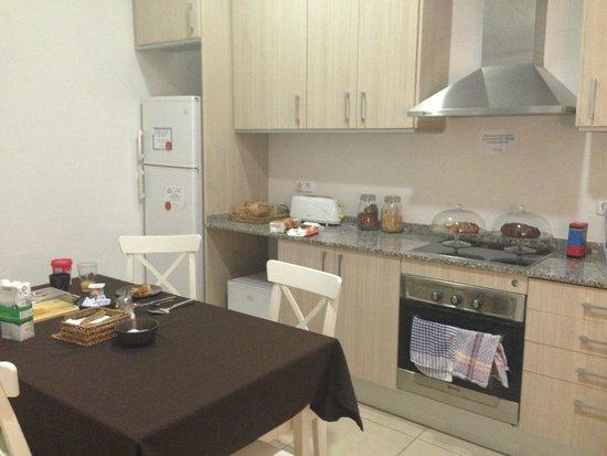 Casa Maca Guest House: cuisine