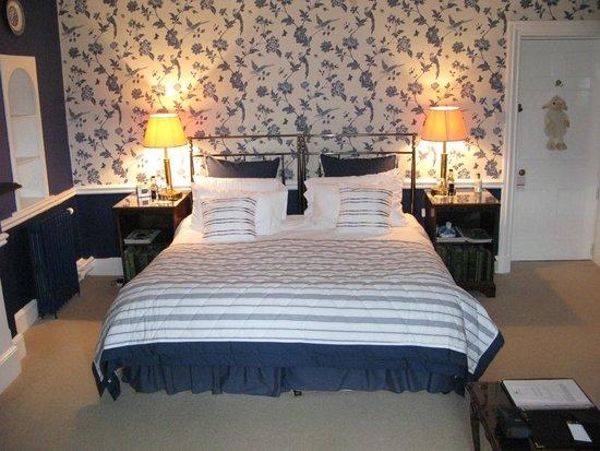 Plas Dinas Country House: Bedroom