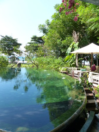 Hotel Tugu Lombok: Private Pool