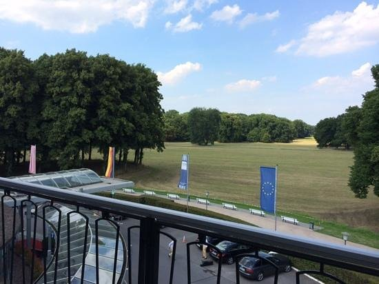 Dorint Park Hotel Bremen : Blick in den Bürgerpark