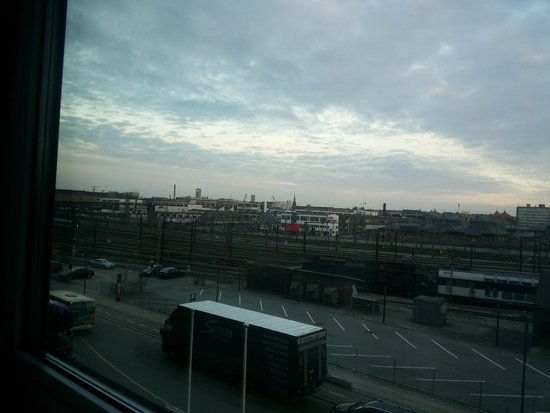 Wakeup Copenhagen Carsten Niebuhrs Gade: View from my room