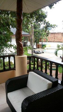 Pinjalo Resort Villas: View from room