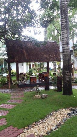 Pinjalo Resort Villas : Grounds