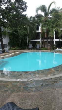Pinjalo Resort Villas: Pinjalo pool