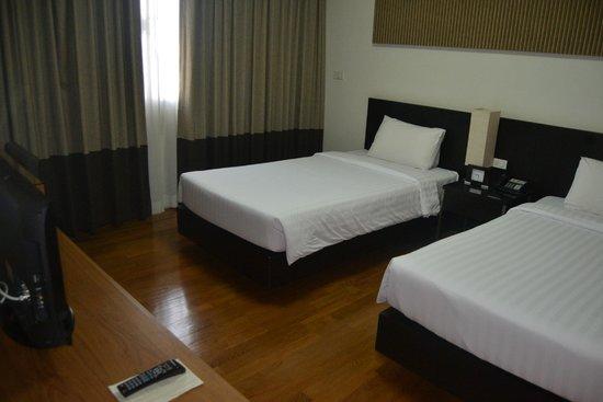 Kantary Hotel, Ayutthaya : Habitación doble