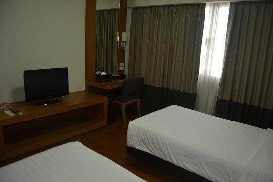Kantary Hotel, Ayutthaya : Habitación