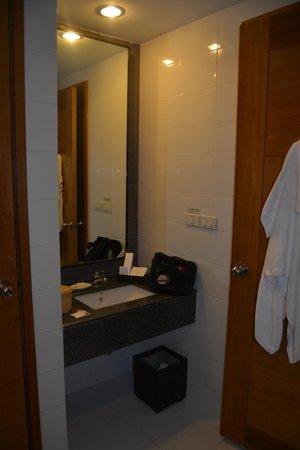 Kantary Hotel, Ayutthaya : Baño