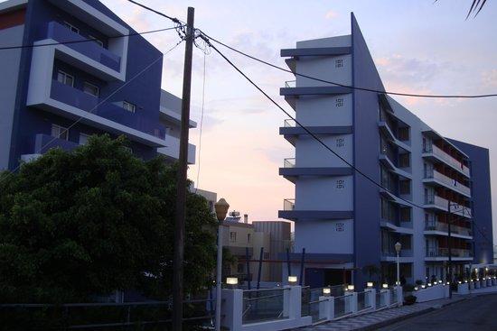 Smartline Semiramis City Hotel: Отель