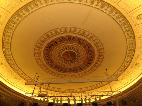 The Phantom of the Opera: Inside the theater