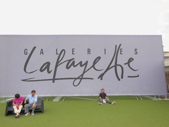 Galeries Lafayette : Beuatiful