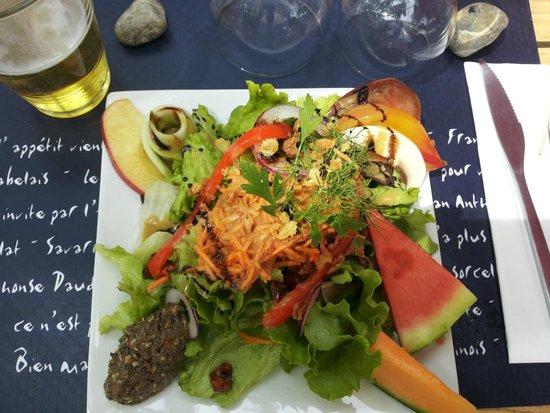 La Petite Maison : Salade