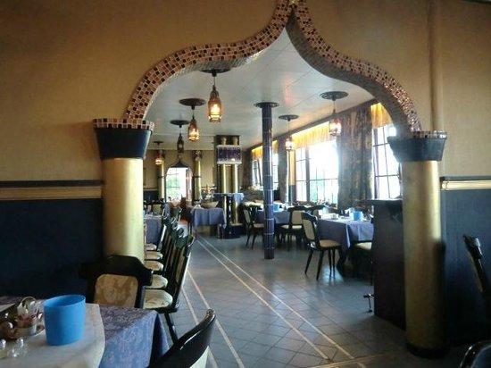 Hotel Wernerwald: Frühstückszimmer