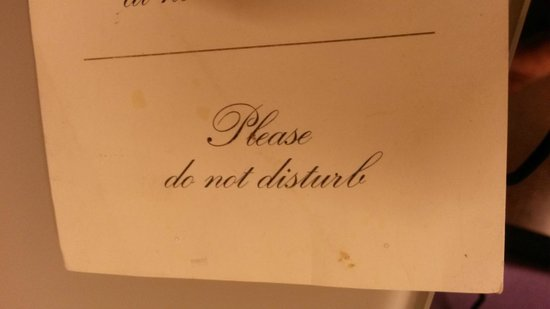 Hotel Caprice: Do no Disturb