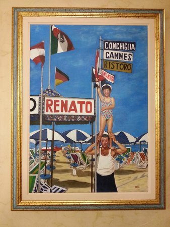 Hotel Cannes: Un quadro molto significativo