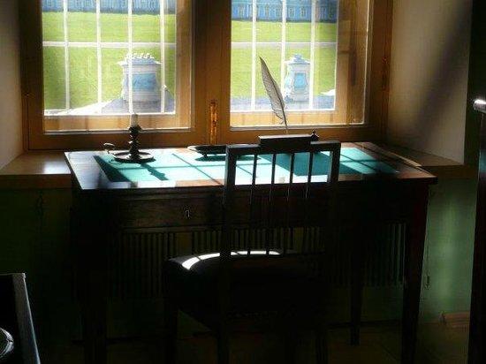 Tsarskoye Selo State Museum Preserve: Царско-сельский лицей. Комнаты воспитанников